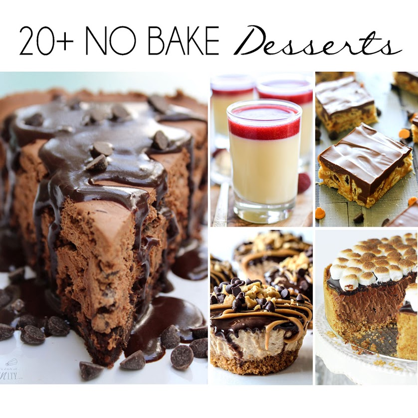 20 No Bake Desserts For Summercooking And Beer